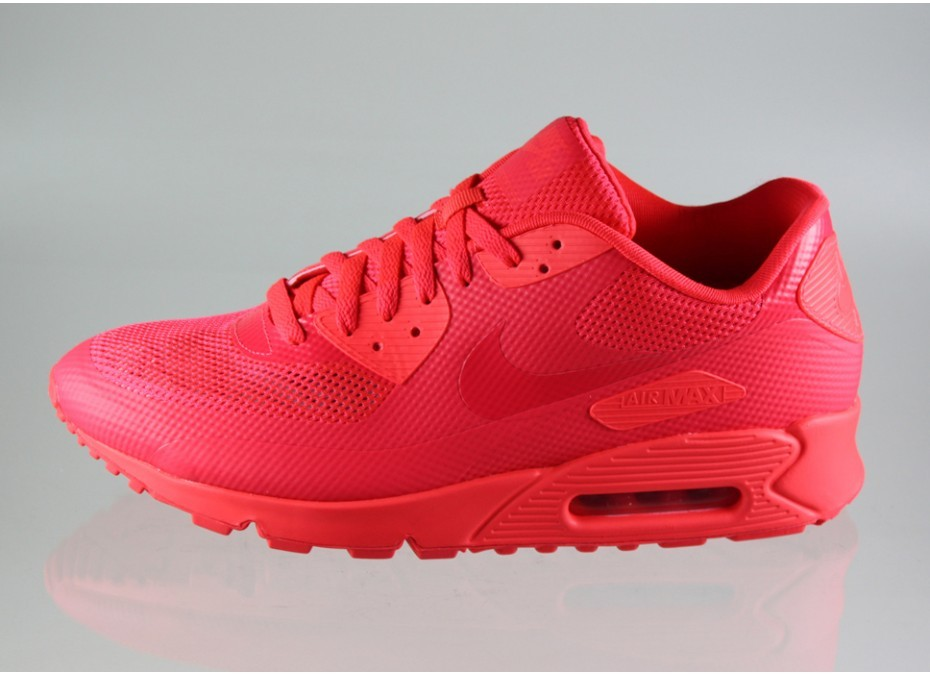 air max 90 rouge hyperfuse